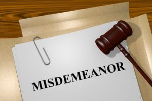 Lawyer for Help with Misdemeanor Charge in Northampton